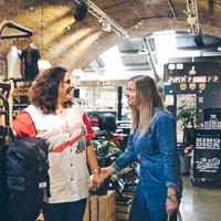 King Dick Tools pairs with The Bike Shed, London