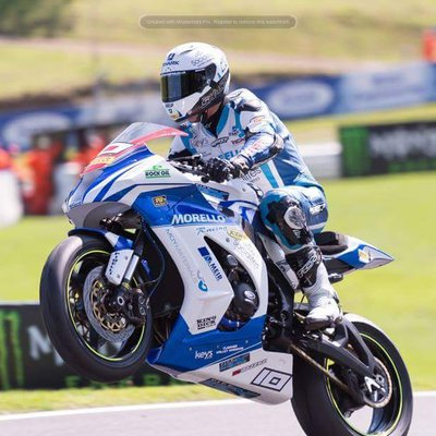 2015 British Superstock 1000 Champion