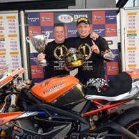 2015 British Supersport Champion