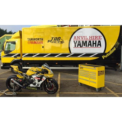 Anvil Hire Yamaha Racing With King Dick Tools