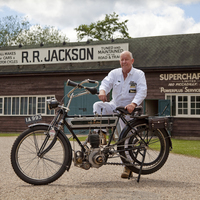 Rare Abingdon motorcycles mark AKD Heritage launch