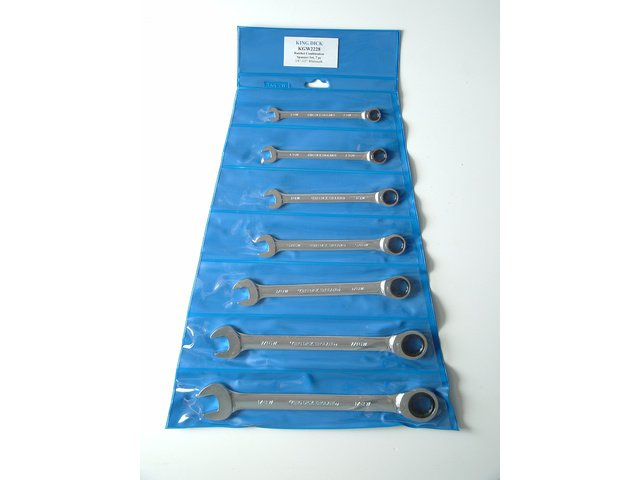 Ratchet Combination Wrenches Sets | Tool Kits | King Dick Tools